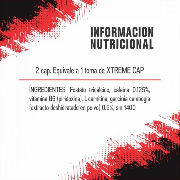 XTREME CAPS INF NUT
